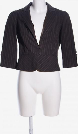 Charlotte Russe Kurz-Blazer in L in braun / schwarz, Produktansicht