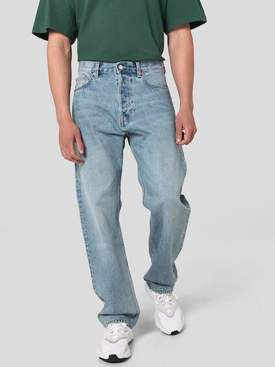 WEEKDAY Jeans 'Space Seven Blue' in blau, Modelansicht