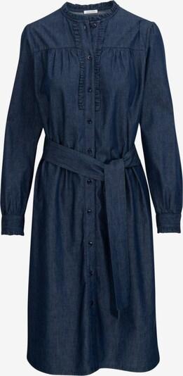 SEIDENSTICKER Kleid 'Schwarze Rose' in blue denim, Produktansicht