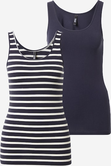ONLY Top in Night blue / White, Item view