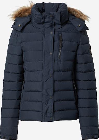 Superdry Jacke in dunkelblau, Produktansicht