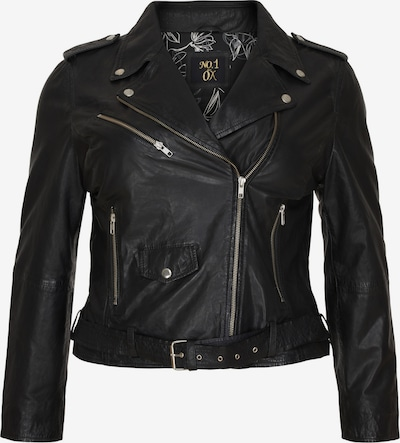 NO.1 by OX Bikerjacke 'Bea' in schwarz, Produktansicht