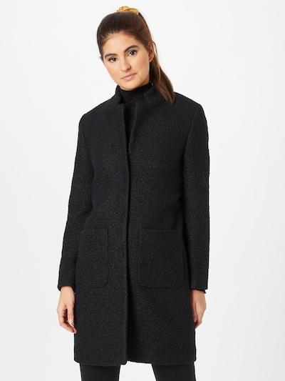 Rich & Royal Mantel in schwarz, Modelansicht