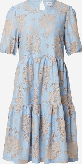 SAINT TROPEZ Vestido 'Franciska' en beige claro / azul claro, Vista del producto