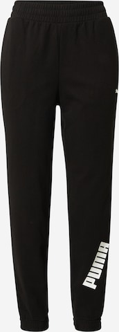 PUMA Workout Pants in Black