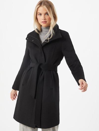 Rudeninis-žieminis paltas 'Melanie' iš SELECTED FEMME , spalva - juoda, Modelio vaizdas