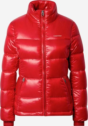 Calvin Klein Between-season jacket in red, Item view