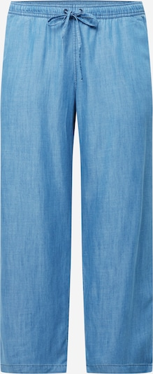 Esprit Curves Pantalon en bleu denim, Vue avec produit