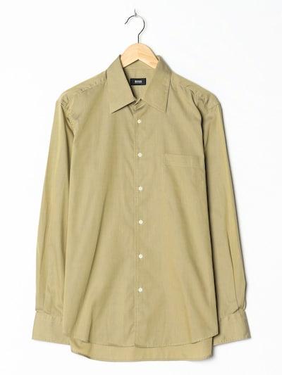 HUGO BOSS Hemd in XL in khaki, Produktansicht