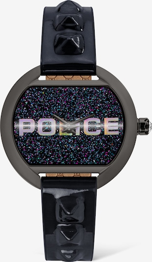POLICE Armbanduhr in dunkelblau, Produktansicht