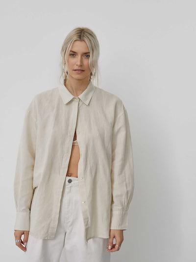 LeGer by Lena Gercke Bluse 'Alisa' in beige, Modelansicht