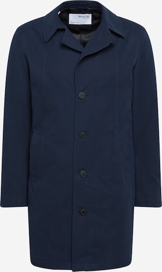 SELECTED HOMME Between-seasons coat in marine, Item view