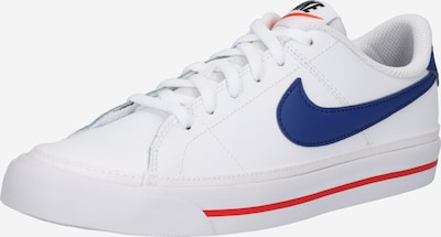 Nike Sportswear Tenisice 'Court Legacy' u plava / crvena / bijela, Pregled proizvoda