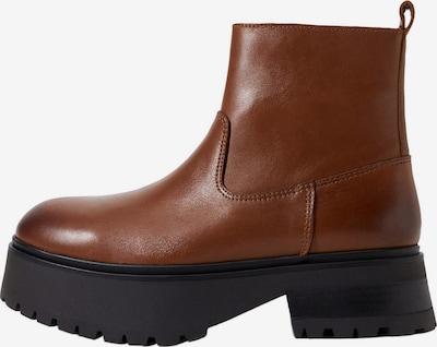 MANGO Boots 'Easy' in chamois, Produktansicht