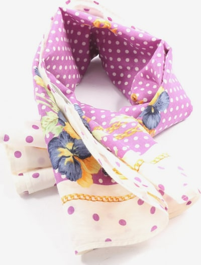 ǝe Elégance Scarf & Wrap in One size in Cream / Pink / White, Item view