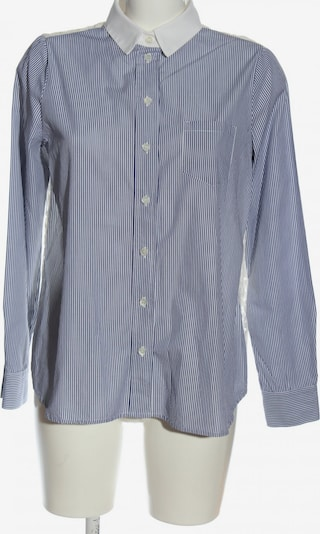 SEM PER LEI. Langarmhemd in S in creme / blau / weiß, Produktansicht