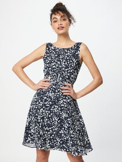 Esprit Collection Šaty - námornícka modrá / biela: Pohľad spredu