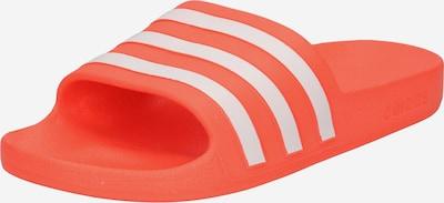 narancs / fehér ADIDAS PERFORMANCE Strandcipő 'ADILETTE AQUA', Termék nézet