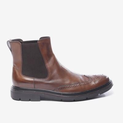 Tod's Chelsea Boots in 45 in dunkelbraun, Produktansicht