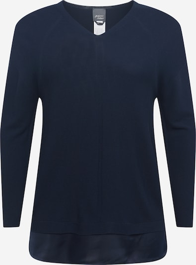 Persona by Marina Rinaldi Sweater 'ASSORTO' in marine blue, Item view
