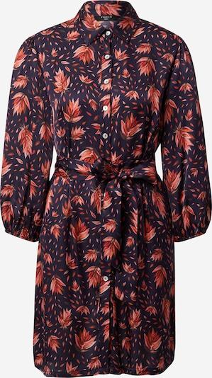 FRNCH PARIS Kleid in rot / schwarz, Produktansicht