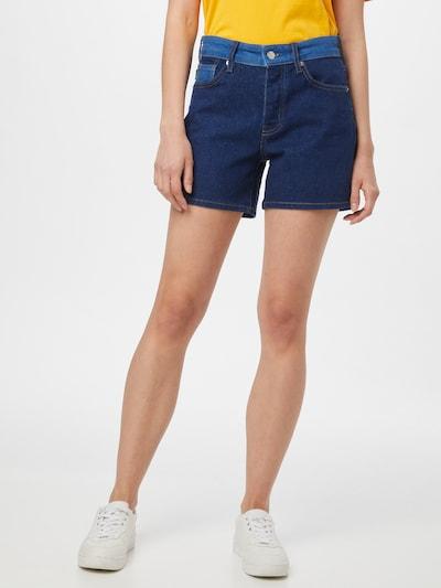Superdry Jeansshorts in blau, Modelansicht