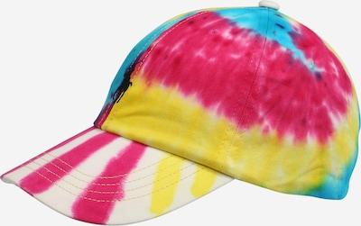 Șapcă POLO RALPH LAUREN pe albastru deschis / galben / roz / alb, Vizualizare produs