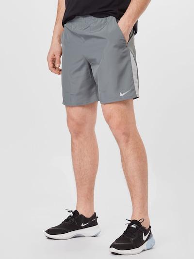 NIKE Sportovní kalhoty - šedá, Model/ka