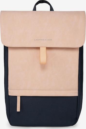 Kapten & Son Batoh 'Fyn' - námořnická modř / růžová, Produkt