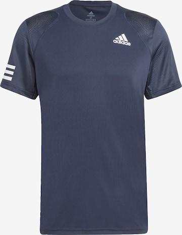 ADIDAS PERFORMANCE T-Shirt in Blau