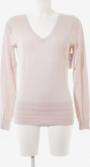 Betty Barclay V-Ausschnitt-Pullover in S in rosé: Frontalansicht