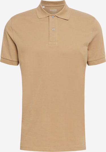 SELECTED HOMME Poloshirt 'Neo' in brokat, Produktansicht