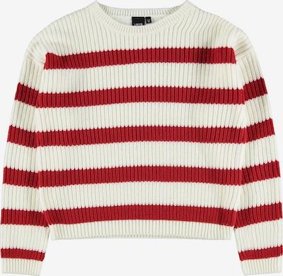 LMTD Pullover 'Oshin' en rot / weiß, Vue avec produit