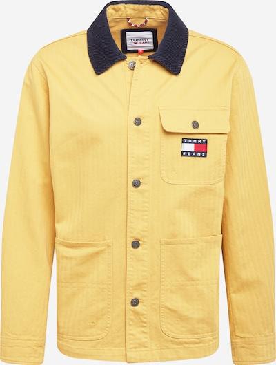 Tommy Jeans Jacke in marine / senf, Produktansicht
