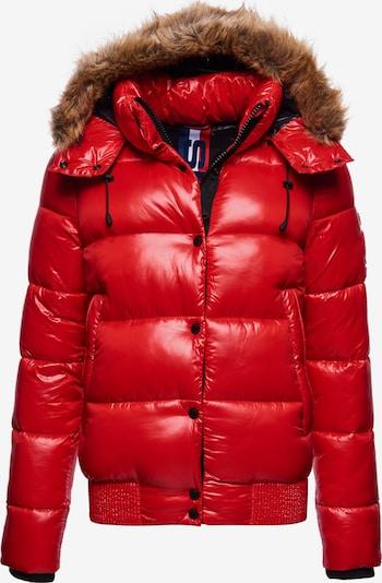 Superdry Jacke 'Toya' in rot, Produktansicht
