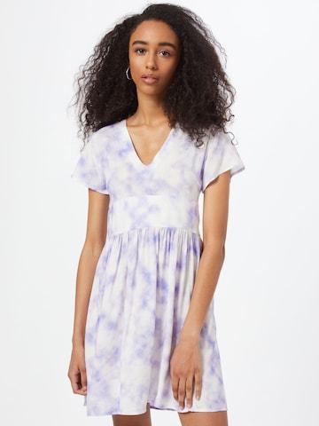 Trendyol Šaty - fialová