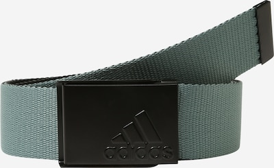 adidas Golf Sportgürtel 'REVERS' in dunkelgrün, Produktansicht