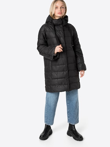 STEFFEN SCHRAUT Χειμερινό παλτό σε μαύρο