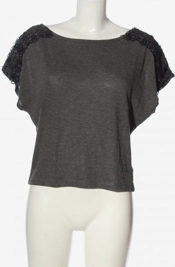 XXI Strickshirt in M in hellgrau, Produktansicht