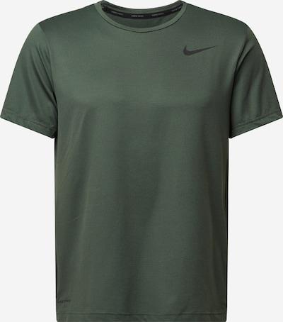 Sportiniai marškinėliai iš NIKE , spalva - alyvuogių spalva: Vaizdas iš priekio