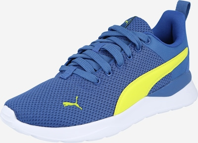 PUMA Sports shoe 'Anzarun Lite Jr' in blue / yellow, Item view