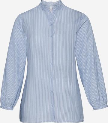 SHEEGO Μπλούζα σε μπλε