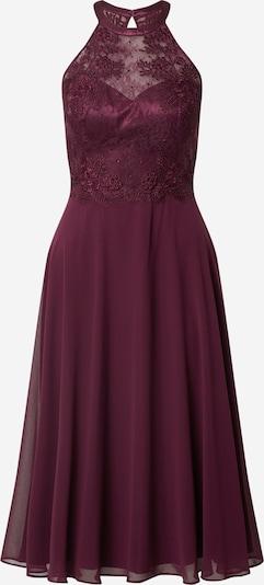 VM Vera Mont Kleid in bordeaux, Produktansicht