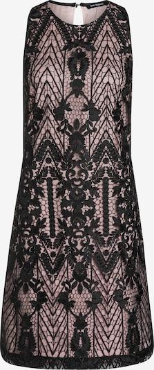 Ana Alcazar Avondjurk 'Cadya' in de kleur Beige / Zwart, Productweergave
