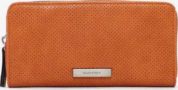 Suri Frey Portemonnaie 'Franzy' in Orange