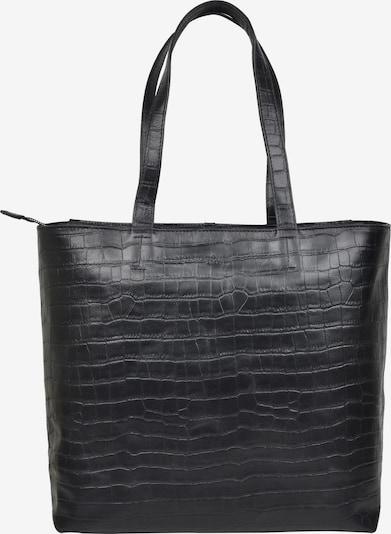 ADAX Shopper 'Perle' in schwarz, Produktansicht