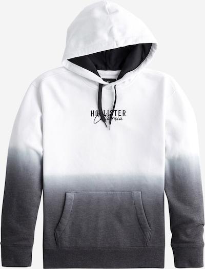 fekete / fehér HOLLISTER Tréning póló 'CHILL', Termék nézet