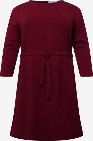 ABOUT YOU Curvy Kleid 'Zora' in bordeaux, Produktansicht