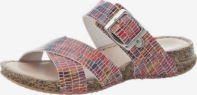 RIEKER Pantofle - mix barev, Produkt