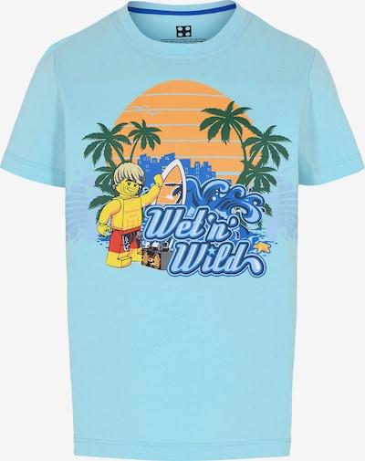 LEGO T-Shirt in blau, Produktansicht